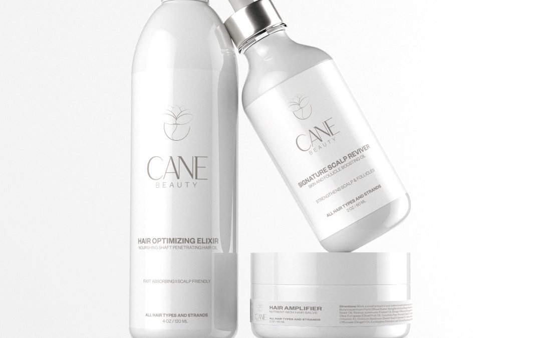 Cane Beauty E-Commerce Product Visualization