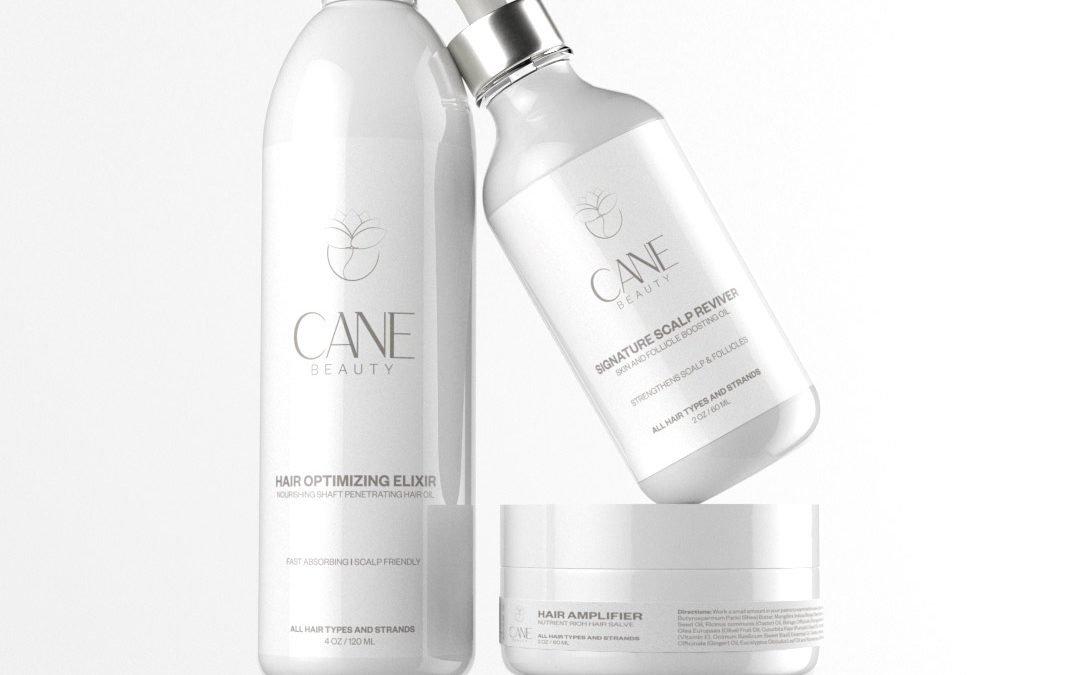 Cane Beauty E-Commerce Product Visualization